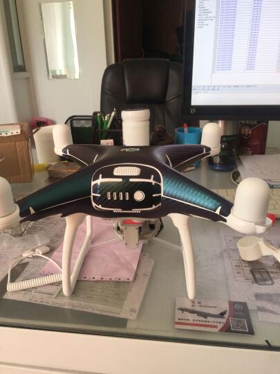 【现货】大疆DJI精灵4无人机 Phantom4专业航拍四轴飞行器 4K高清相机遥控飞 大疆精灵4 桨叶保护罩 晒单图