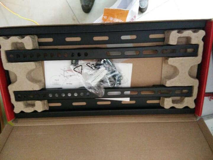 HM602F液晶平板电视机挂架支架 通用可调电视壁挂支架子32/40/50/55寸 晒单图