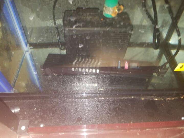 DEERA加热棒鱼缸 水族箱加温棒 自动恒温离水断电 加热棒防爆智能 纳米加热800w适合80-100cm缸 蓝色 晒单图
