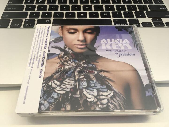艾莉西亚凯斯:无限元素(CD) 晒单图