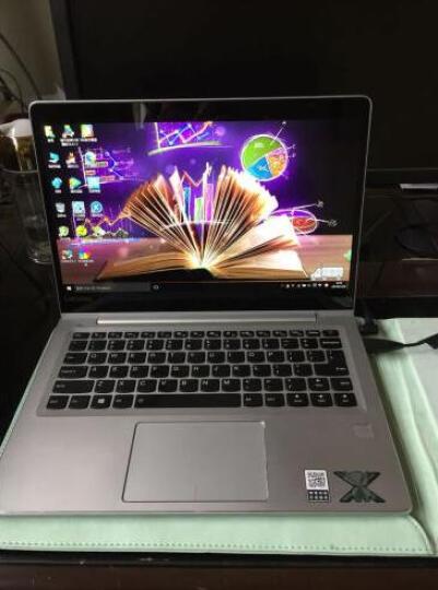 联想(Lenovo)小新AirPro13.3英寸14.8mm超轻薄笔记本电脑(i5-7200U 8G 256G SSD 940MX 2G)航海王版银 晒单图