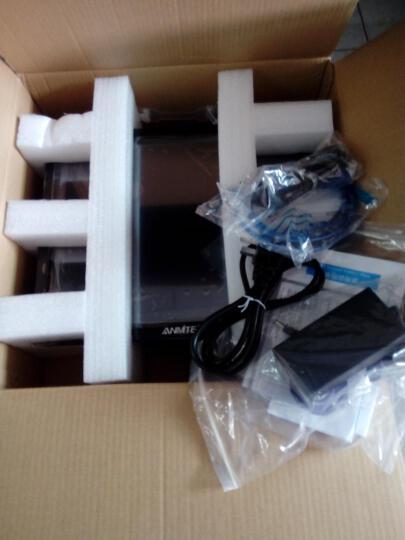 安美特(anmite) 17英寸触摸屏液晶电脑显示器 高清电阻触控LED背光显示屏 收银 白色 晒单图