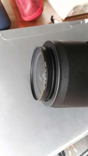 C&Cuv镜77mm UV滤镜 DC UV保护镜 单反佳能 尼康 索尼相机保护镜 超薄双面多层镀膜无暗角 金圈UV滤镜 晒单图