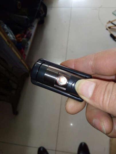 创意 USB充电打火机 剃须刀充电点烟器 USB充电打火机剃须刀 剃须点火两用 晒单图