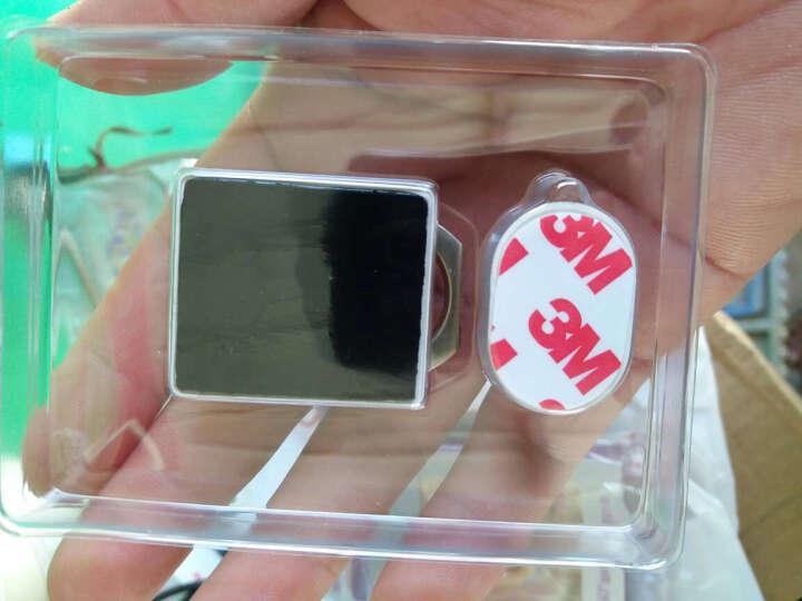 飞利浦 DLK35003 手机便携支架 金属指环扣支架 创意配件车载懒人支架 适用于6S/三星/华为等手机 金色 晒单图