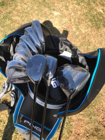 PING 高尔夫球杆男士套杆 G400 初中级钛合金全套 碳素杆身 配56度挖起杆 晒单图