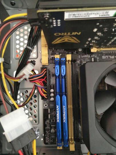 蓝宝石 Sapphire RX460 1024SP 4G D5 超白金 OC 1250MHz/7000MHz 4G/128bit GDDR5 游戏显卡 晒单图