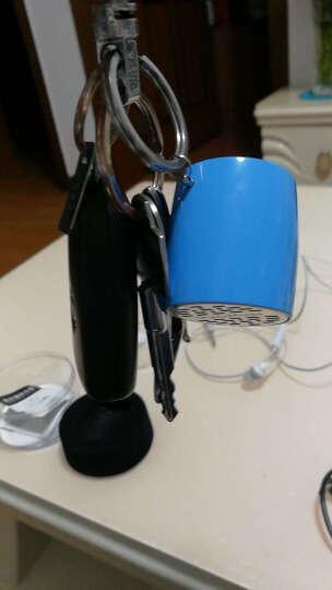 哈马(HIPHOPHIPPO) 哈马 秦鼓 蓝牙音箱 无线便携 手机迷你蓝牙音响 小钢炮自拍神器 天空蓝 蓝牙3.0 晒单图