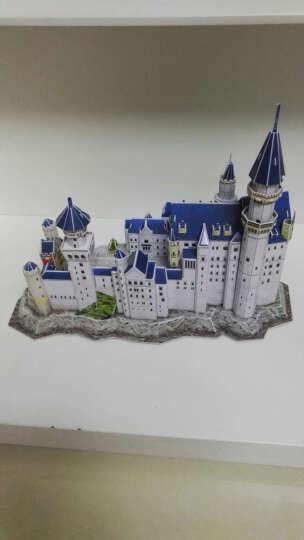 乐立方(CubicFun) 乐立方3D立体拼图积木拼插拼装玩具 世界仿真建筑模型益智拼图 【西班牙】圣家族大教堂 晒单图