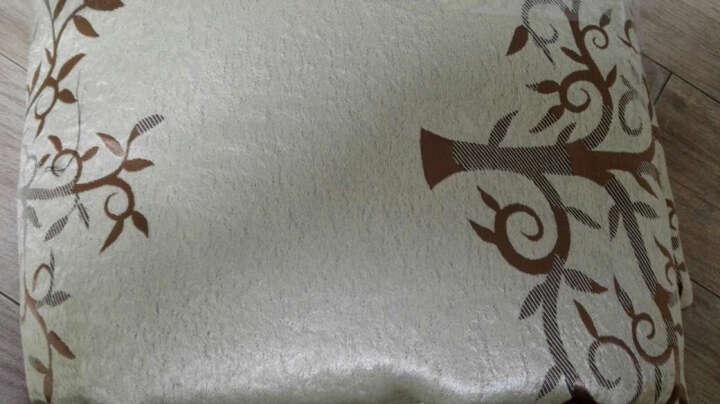 魔方 窗帘成品现代简约北欧风遮光布纱帘挂钩定制欧式客厅卧室*玉树临风 玉树临风-咖色布(可改高) 2.0宽*2.6高-布带挂钩(1片) 晒单图