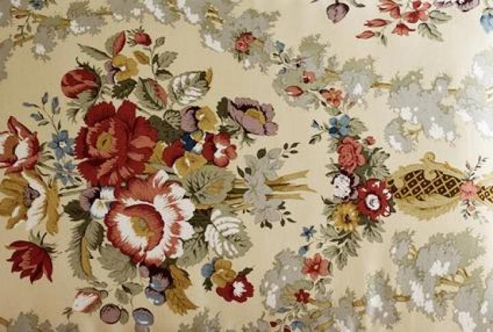 枕水人家真丝四件套 100%桑蚕丝 婚庆套件 床上用品 丝绸被套 双面真丝 浅夏繁花 220X240(CM) 晒单图