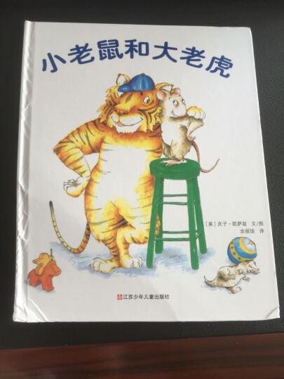东方娃娃绘本 小老鼠和大老虎 儿童绘本精装绘本3-6岁亲子阅读图画书 小树苗译丛  晒单图