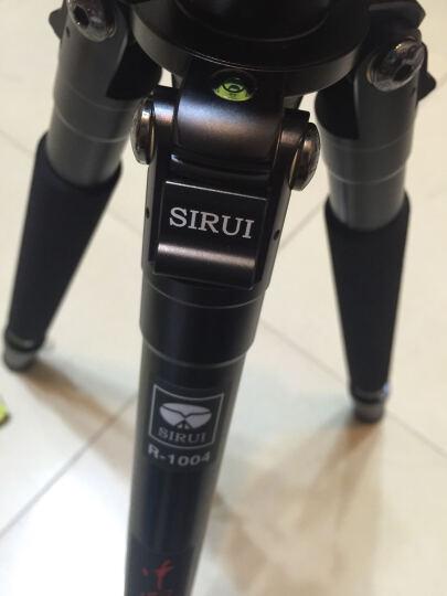 思锐(SIRUI)三脚架 R1004+G10X 含云台佳能尼康单反相机三角架铝合金 单反相机三脚架 专业稳定 微单通用 晒单图