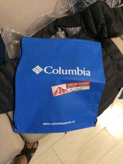 Columbia/哥伦比亚户外18秋冬新品男款700蓬热能保暖羽绒服PM5994 407 L 晒单图