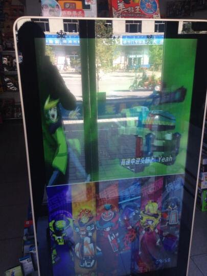 金为 液晶广告机42/43英寸高清LED立式广告机触摸屏显示器 查询触控显示屏广告播放器 升级安卓网络版-不带触控 晒单图