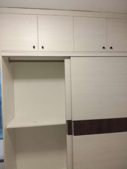 柏优(BAI YOU) 整体橱柜定制进口环保爱格板石英石台面北欧小镇厨房厨柜定做 橱柜3m*3m*2m+烟机灶具 晒单图
