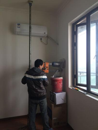 艾尔斯派(AIRSPA)德国新风系统全热交换壁挂式新风机空气净化器双向流除甲醛雾霾PM2.5定时开关 HYQF60GD/B舒适型 晒单图