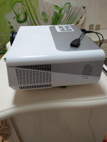 轰天炮LED-86+ 投影仪 家用 智能家庭影院高清投影机 白色86+标配版套餐三 晒单图