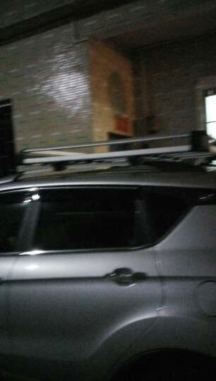 铧莱速 汽车行李框SUV车顶行李架框 面包车商务车载重架车顶框架 出行自驾游行李框行李架子 行李框架 双层行李框+网兜+雨布全套 晒单图