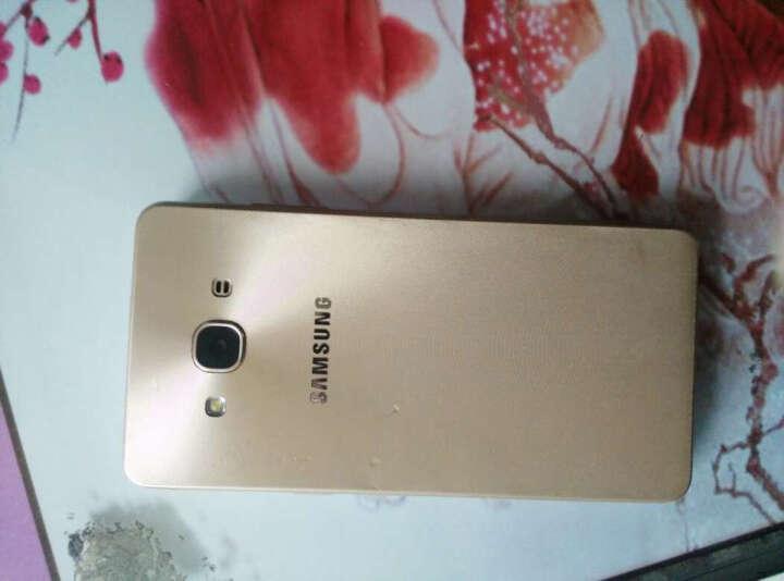三星 Galaxy J3 (J3300)3GB+32GB 凝霜蓝 移动联通电信4G手机 双卡双待 晒单图