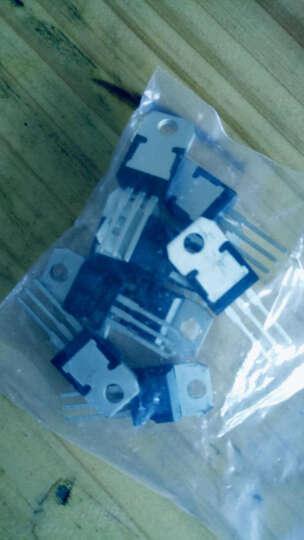 云野 三极管MJF122G TO220 塑封直插 达林顿晶体管 全新原装(一个) 晒单图