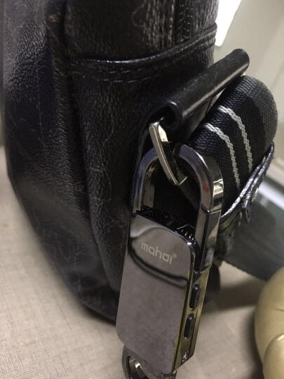 mahdi麦迪 锌合金智能声控自动录音笔专业会议高清学习mp3 流光银8G+送高保真耳机 晒单图