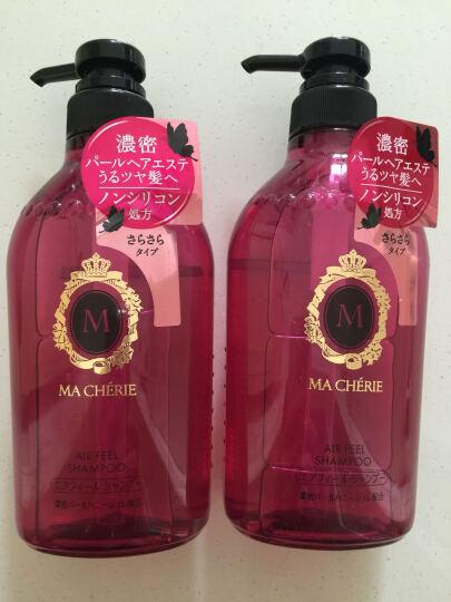 资生堂(Shiseido) 日本 水之密语洗发水+护发素7180+水分沐浴露0295 晒单图