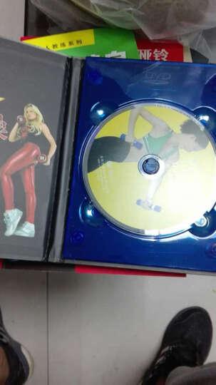 好莱坞明星最爱的哑铃操(水晶版DVD) 晒单图