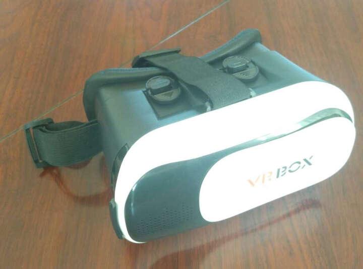 海狐狸(haihuli)vr眼镜 智能3d眼镜VR虚拟现实头盔手机游戏视频谷歌 VR3D眼镜+资源+礼品 晒单图