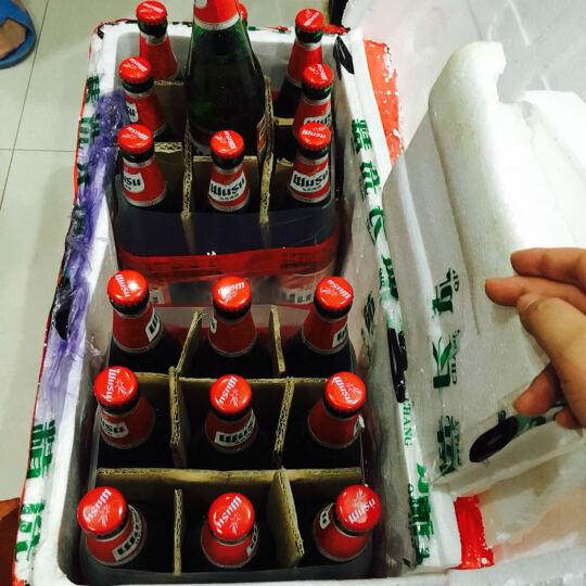 原产地发货 乌苏啤酒(wusu)新疆乌苏啤酒红乌苏330ml×6听包邮 晒单图