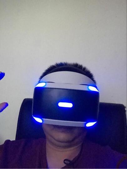 索尼(SONY) PlayStation VR 虚拟现实 3D头戴式眼镜 VR虚拟现 PS VR+体感摄像头美版  基础套装 晒单图