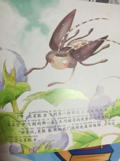 小昆虫大智慧全8册 彩图注音美绘本百科昆虫故事 探寻大自然的神奇奥秘 十万个为什么幼儿科普百科故事书 晒单图