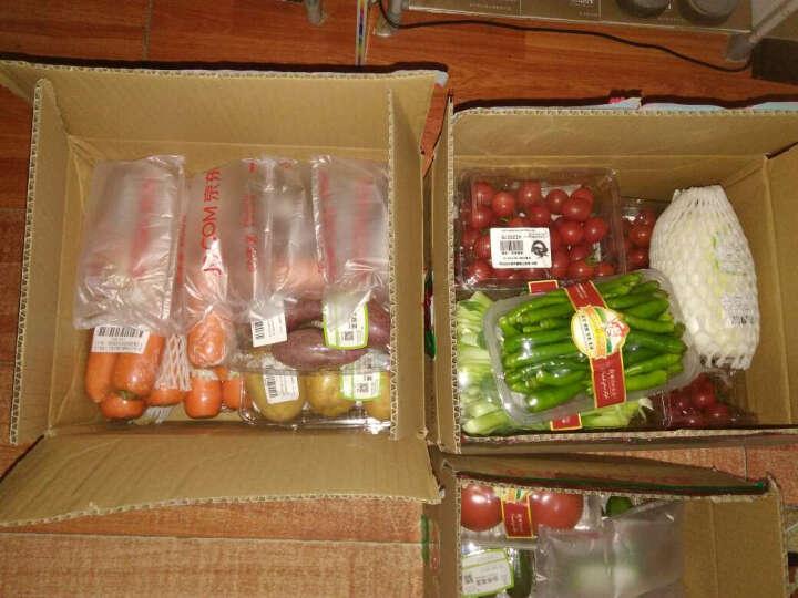 孙桥 小番茄 红圣女果 约400g 新鲜蔬菜 晒单图