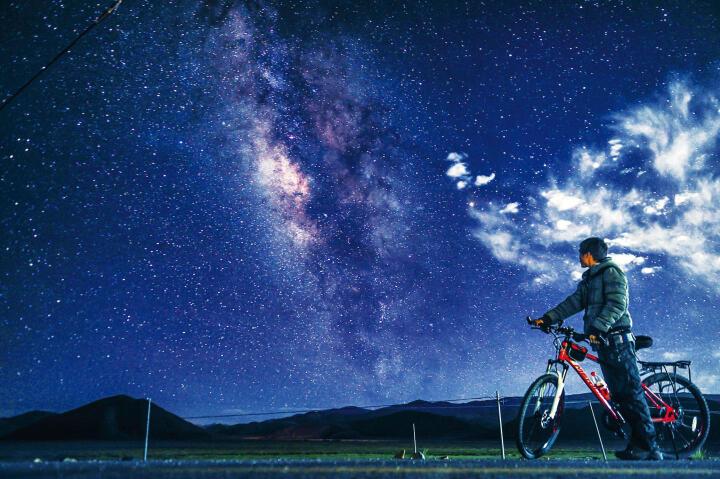 一路向心 在空气稀薄地带骑行 晒单图