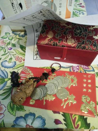 格律车饰 汽车钥匙扣 创意 桃木葫芦貔貅如意鱼挂饰 木雕精品 个性钥匙圈 晒单图