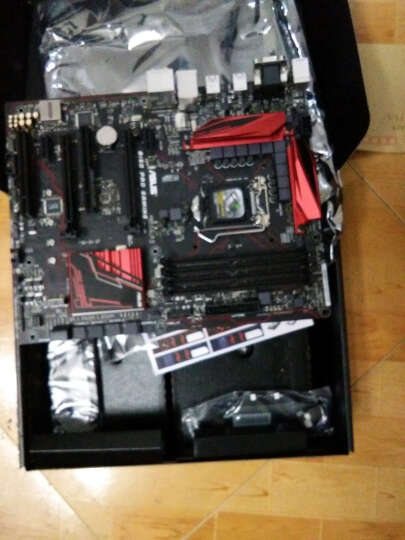 华硕(ASUS) ROG STRIX B360-F GAMING LGA1151 DDR4电竞主板 晒单图