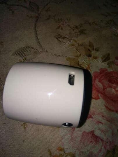 哈马(HIPHOPHIPPO) 哈马 秦鼓 蓝牙音箱 无线便携 手机迷你蓝牙音响 小钢炮自拍神器 瓷白色 蓝牙3.0 晒单图