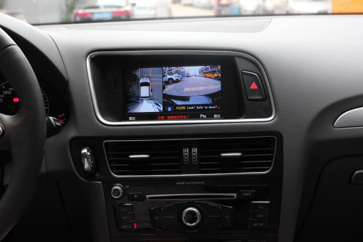 车载360度全景行车记录仪3D超清1080P倒车影像前后双录高清夜视3d无缝 奥迪A3/A4L/A6L/Q3/Q5更多 360度全景记录仪4K标准版 晒单图