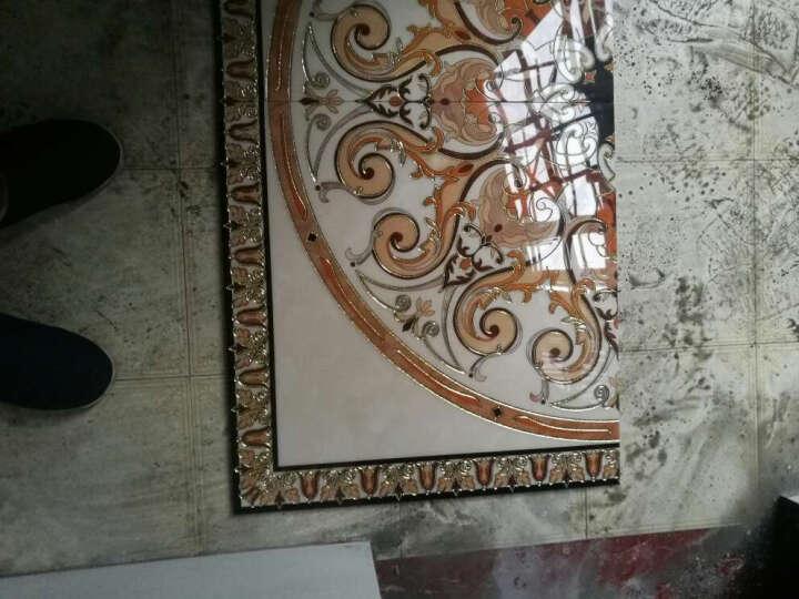 波拉波拉 瓷砖 地砖 抛晶砖拼图 单片 0.6*0.6m 晒单图