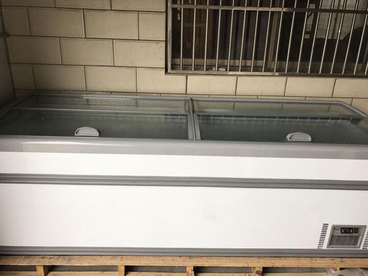 冰力鲜(binglixian) 低温冷冻食品柜水饺汤圆速冻柜超低温冰柜低温冷冻柜雪糕冷柜 支架 晒单图