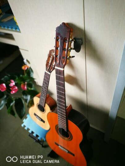 UKU 【顺丰包邮】初学者小吉他 尤克里里23寸ukulele乐器升级版 乌克丽丽 23寸桃花芯喵C古典-喵仔 晒单图