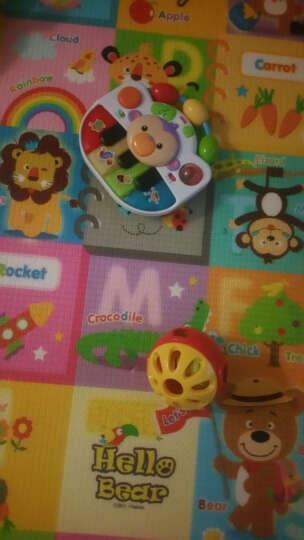 哆啦A梦 萌宝益智玩具套装 儿童玩具卡通遥控汽车830、澳贝运动爬行婴幼儿童响铃滚球 晒单图