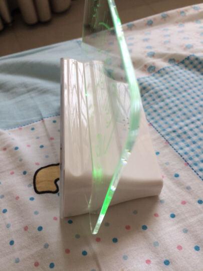 生日礼物送女生男生实用创意小礼品商务礼品送客户抖音同款电子留言板闹钟 B款KT猫红光+USB 晒单图
