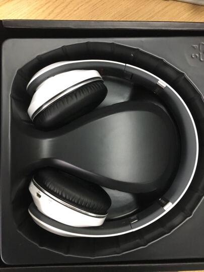 好尔(haoer)KS770 无线蓝牙耳机 头戴式蓝牙4.1 立体声通用型多功能插卡耳机 红色 晒单图