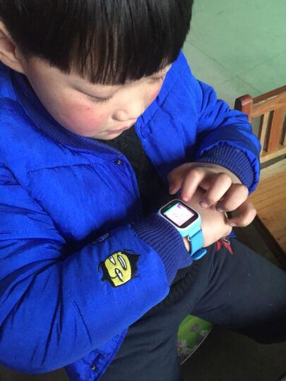 【送电话卡】亦青藤儿童电话手表学生小孩儿童定位手表触屏拍照手机插卡智能防水 天蓝色(触摸屏+远程拍照+手电筒)加强版 晒单图