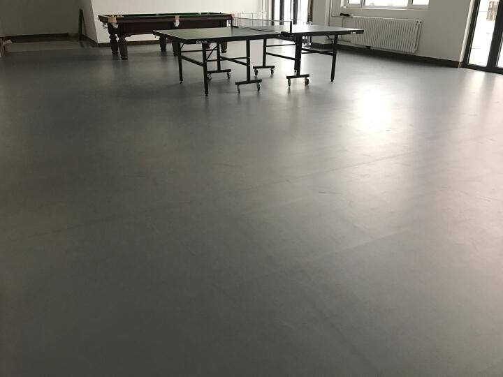优尚(YOSO) 优尚运动地胶乒乓球羽毛球地篮球场地胶荔枝纹PVC塑胶地板健身房专用地胶 木纹4.5MM(包邮) 晒单图