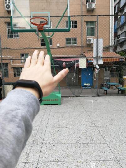 博之轮(BOZLUN)智能运动手环男女运动血压心率防水手表来电提醒健康计步器支持安卓苹果 白色(血压血氧版)B15S 晒单图