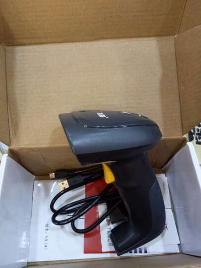 浩顺(Hsun)S6133 无线扫描枪 一维扫描,U口接收器 晒单图
