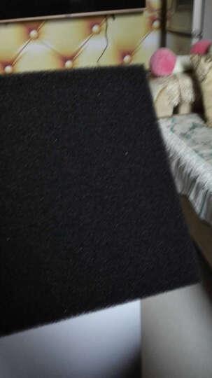 格志(Grozziie) 鱼缸过滤棉生化棉黑棉加厚 水族箱过滤滤材 鱼缸用品 黑色生化棉 50cm*50cm*2cm普通款细孔 晒单图
