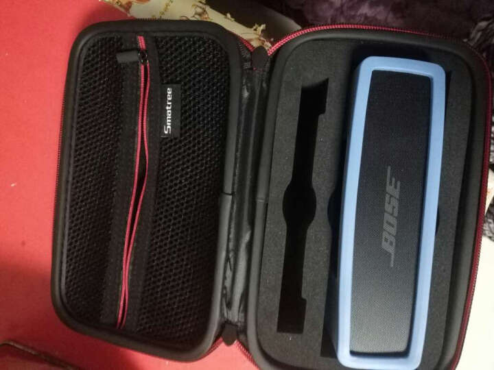 Smatree Bose Soundlink mini 2音箱收纳包BOSE音响收纳盒保护套 BOSE音响包+送橙色保护套 晒单图